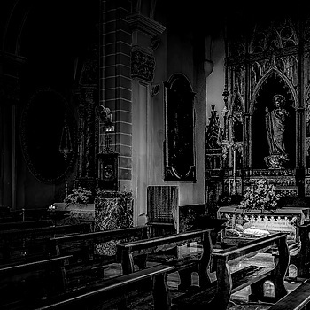 Basilica Sant Miquel, Palma de Majorca | D-LUX SUMMILUX VARIO 24-75 1.7 ASPH <br> Click image for more details, Click <b>X</b> on top right of image to close
