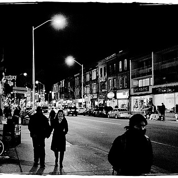Bloor St. West | LEICA ELMARIT 28MM F2.8 ASPH <br> Click image for more details, Click <b>X</b> on top right of image to close