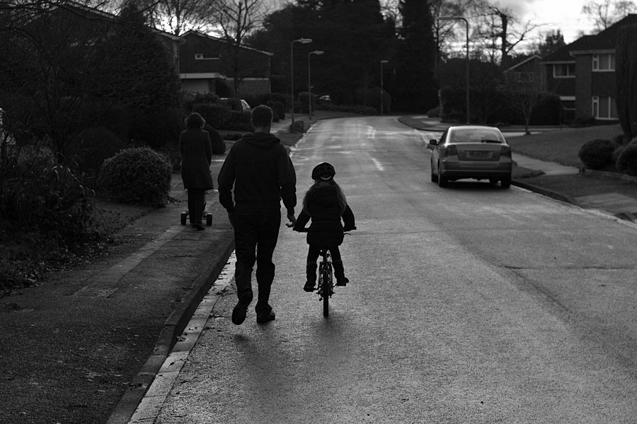 First bike ride | LEICA SUMMILUX 50MM F/1.4 PRE ASPH (E43) <br> Click image for more details, Click <b>X</b> on top right of image to close