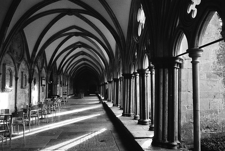 The Cloisters | LEICA ELMAR 50MM F2.8 <br> Click image for more details, Click <b>X</b> on top right of image to close