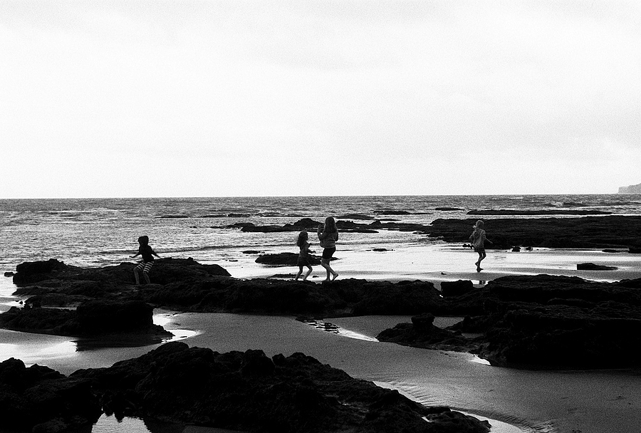 Rock Pools | LEICA ELMAR 50MM F3.5 <br> Click image for more details, Click <b>X</b> on top right of image to close