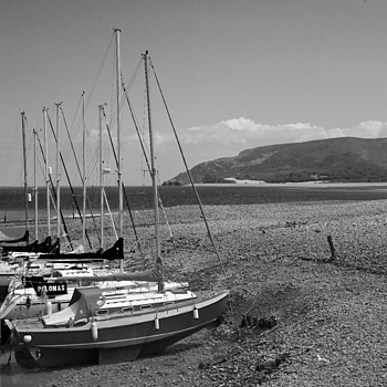 Porlock Weir | LEICA SUMMARON 35MM F/2.8 <br> Click image for more details, Click <b>X</b> on top right of image to close
