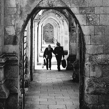 Winchester Cathedral | LEICA SUMMITAR 50MM F/2