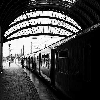 York Station | LEICA SUMMARON 35MM F/2.8