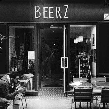 Cherbourg Bar | LEICA SUMMARON 35MM F/3.5