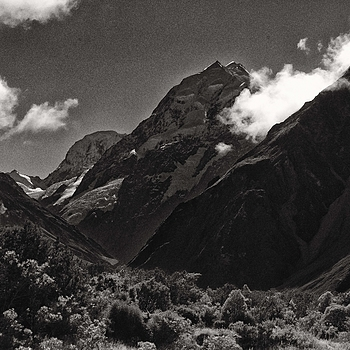Mount Cook | LEICA ELMARIT 90MM F2.8 <br> Click image for more details, Click <b>X</b> on top right of image to close