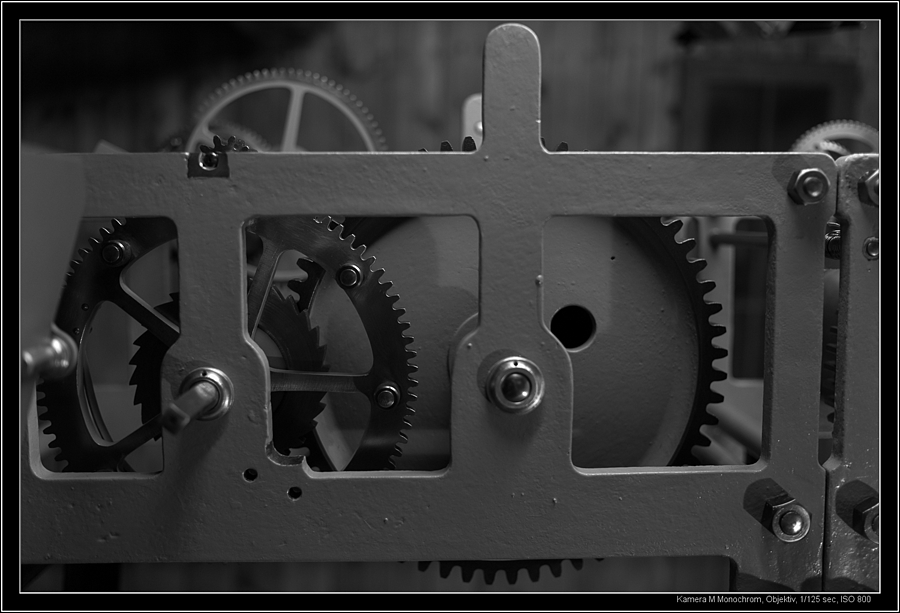 repair of 100 years old church clock | LEICA SUMMILUX 35MM F1.4 ASPH <br> Click image for more details, Click <b>X</b> on top right of image to close