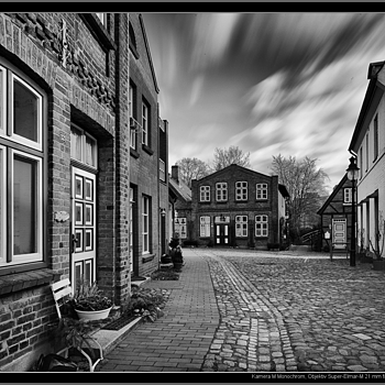 Photo: 90 sec. long time exposure with ND110 + ND 0.9