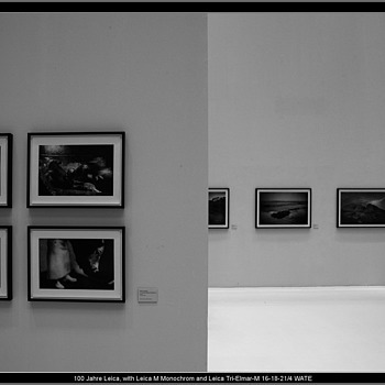 100 Jahre Leica Fotografie, Hamburg 2015 | LEICA TRI-ELMAR 16-18-21MM F4 ASPH <br> Click image for more details, Click <b>X</b> on top right of image to close