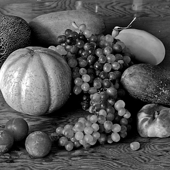 Cucumbers & Grapes | LEICA 90MM SUMMICRON 2ND VERSION <br> Click image for more details, Click <b>X</b> on top right of image to close