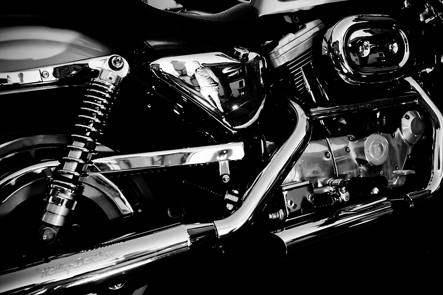 The Man & the Harley | LEICA ELMARIT 28MM F2.8 ASPH <br> Click image for more details, Click <b>X</b> on top right of image to close