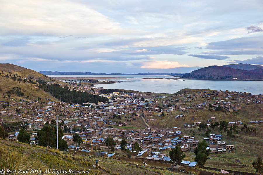 Puno at Dusk, Peru | LEICA SUMMILUX 35MM F1.4 ASPH <br> Click image for more details, Click <b>X</b> on top right of image to close