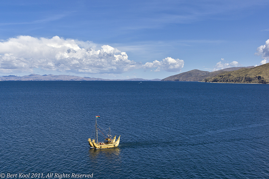 Lake Titicaca, View from Isla del Sol, Bolivia | LEICA SUMMILUX 35MM F1.4 ASPH <br> Click image for more details, Click <b>X</b> on top right of image to close