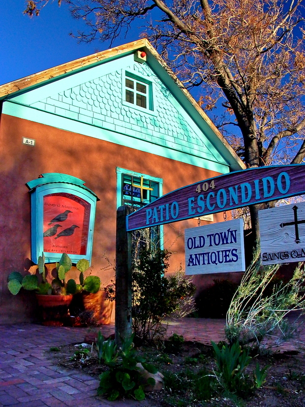Old Town, Albuquerque (Digilux 1) | LENS MODEL NOT SET <br> Click image for more details, Click <b>X</b> on top right of image to close