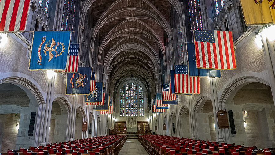 USMA Cadet Chapel - West Point | LENS MODEL NOT SET <br> Click image for more details, Click <b>X</b> on top right of image to close