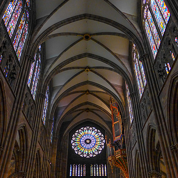 The Cathedral of Notre Dame, Strasbourg, FR | DC-VARIO-SUMMILUX 4.7–17.7MM F/1.4–2.3 <br> Click image for more details, Click <b>X</b> on top right of image to close