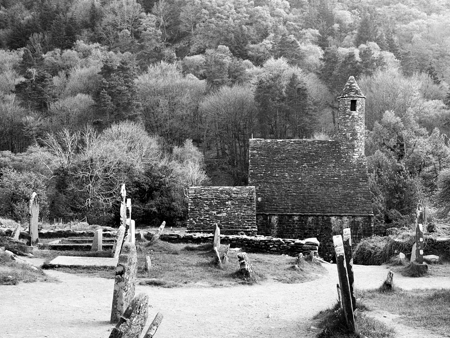 ST. KEVINS CHURCH GLENDALOUGH | DG VARIO-SUMMICRON 28-90MM F2-2.4 <br> Click image for more details, Click <b>X</b> on top right of image to close
