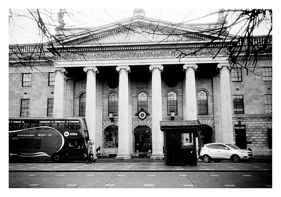General Post Office -Dublin | LEICA 35–70MM F/3.5 VARIO ELMAR <br> Click image for more details, Click <b>X</b> on top right of image to close