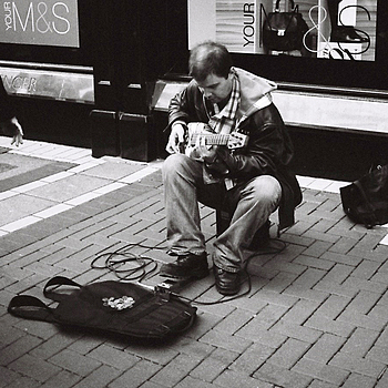 GRAFTON STREET,DUBLIN | LEICA ELMAR 35MM F3.5 <br> Click image for more details, Click <b>X</b> on top right of image to close