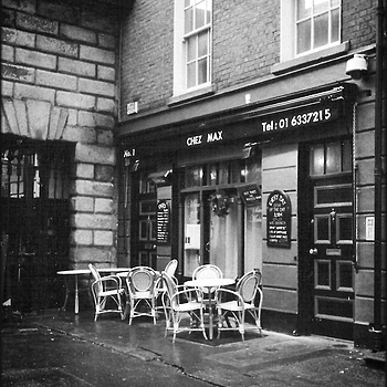 Rainy Day In Dublin | LEICA ELMAR 35MM F3.5 <br> Click image for more details, Click <b>X</b> on top right of image to close