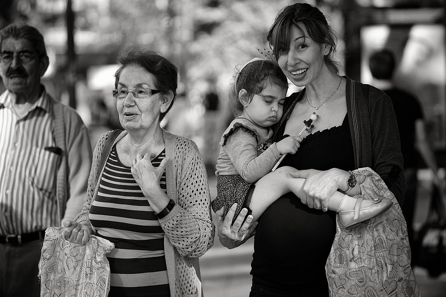 Three generations | LEICA SUMMILUX  75MM F/1.4 <br> Click image for more details, Click <b>X</b> on top right of image to close