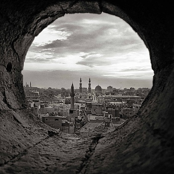 View from a minaret | LEICA SUMMILUX 21MM F1.4 ASPH