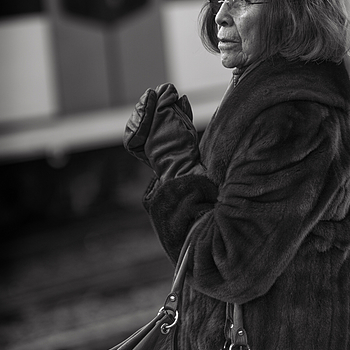 Subway portrait # XX | LEICA APO-SUMMICRON 90MM F2 ASPH <br> Click image for more details, Click <b>X</b> on top right of image to close