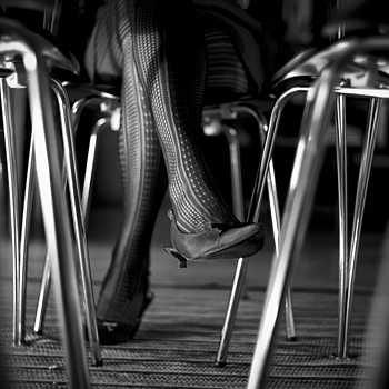 Photo: Lots of legs
