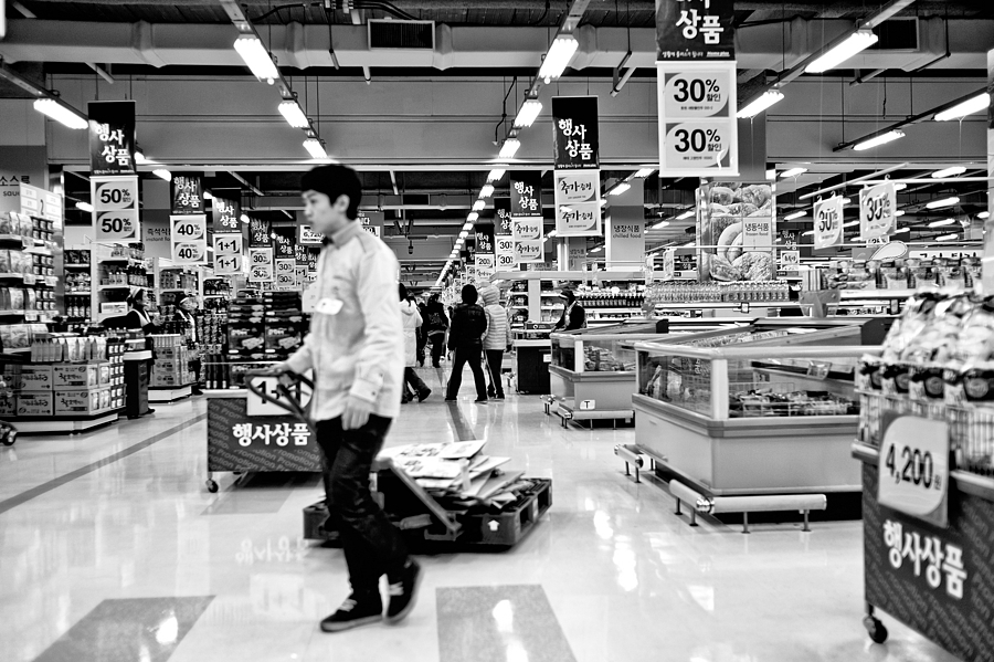 Supermarket. | LEICA SUMMICRON 35MM F2 ASPH <br> Click image for more details, Click <b>X</b> on top right of image to close