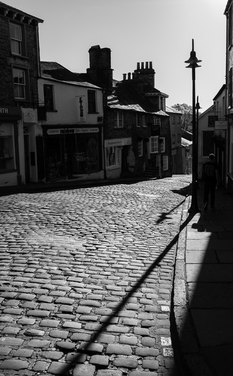 Kendal - Town Centre Shadows | LEICA TRI-ELMAR 28-35-50MM F4 ASPH <br> Click image for more details, Click <b>X</b> on top right of image to close