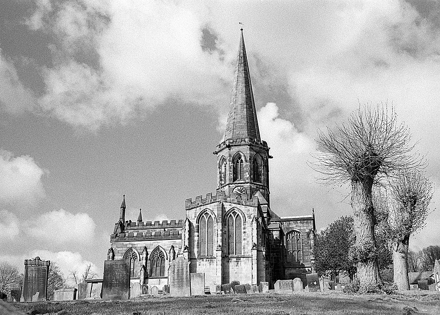 Bakewell Church | LEICA SUMMARON 35MM F/2.8 <br> Click image for more details, Click <b>X</b> on top right of image to close