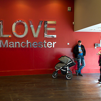Love Manchester | LEICA TRI-ELMAR 28-35-50MM F4 ASPH <br> Click image for more details, Click <b>X</b> on top right of image to close