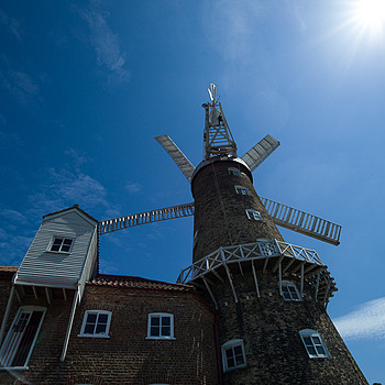 Maud Foster Mill, Boston, Lincolnshire | LEICA TRI-ELMAR 16-18-21MM F4 ASPH <br> Click image for more details, Click <b>X</b> on top right of image to close