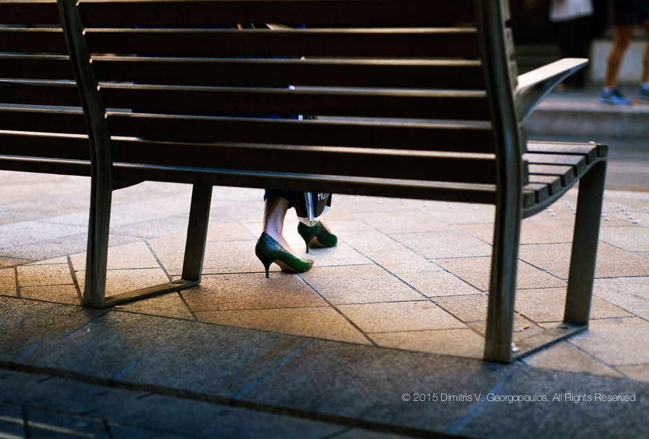 The Shoes. Geneva, Oct. 2015 | APO-SUMMICRON-M 75MM F/2 ASPH <br> Click image for more details, Click <b>X</b> on top right of image to close