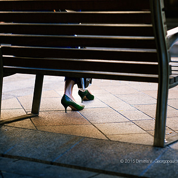 The Shoes. Geneva, Oct. 2015 | APO-SUMMICRON-M 75MM F/2 ASPH