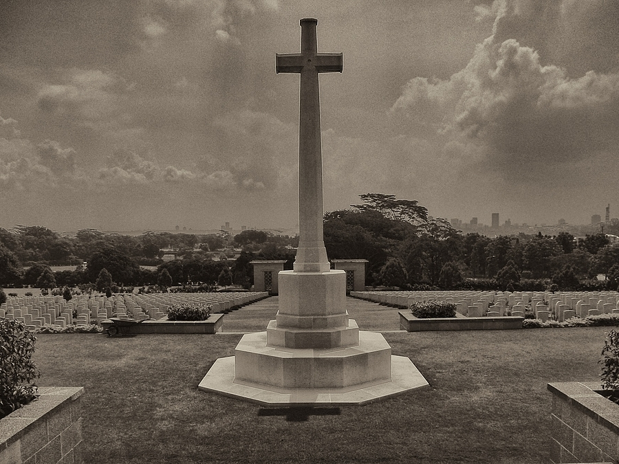Kranji War Memorial - Singapore | LENS MODEL NOT SET <br> Click image for more details, Click <b>X</b> on top right of image to close
