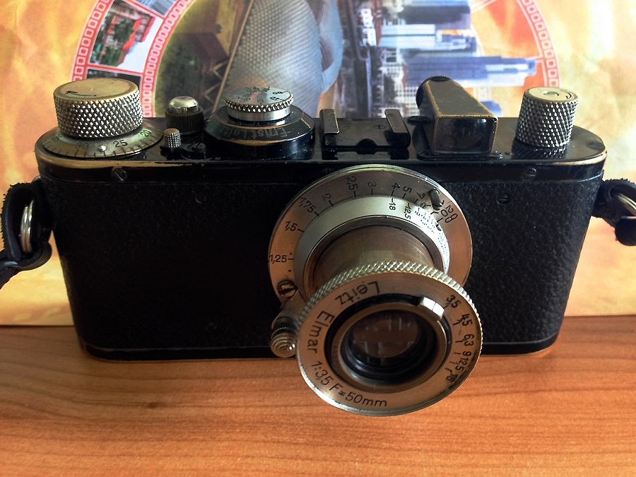 Leica 1 C | LENS MODEL NOT SET <br> Click image for more details, Click <b>X</b> on top right of image to close