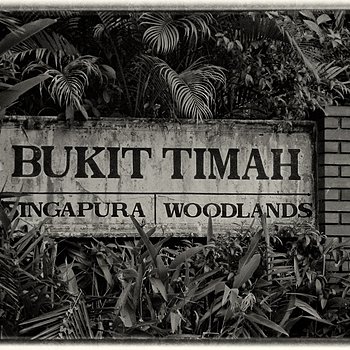 Bukit Timah Station | LENS MODEL NOT SET