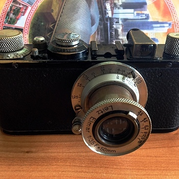 Leica 1 C | LENS MODEL NOT SET