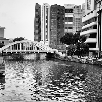 Singapore River | LEICA SUMMARON 35MM F/3.5