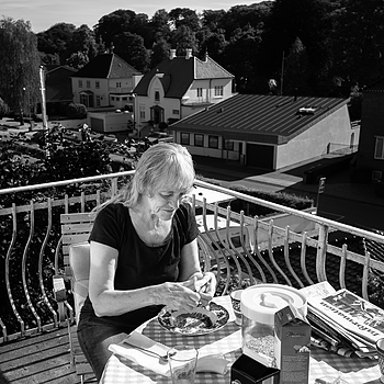 JUNE 2 - Breakfast at the terrace | LEICA ELMARIT 28MM F2.8 <br> Click image for more details, Click <b>X</b> on top right of image to close