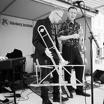 JUNE 3 - Jazz in the main square of Silkeborg | LEICA ELMARIT 28MM F2.8