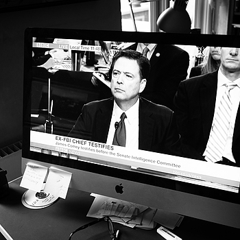 JUNE 8 - The day Comey testified | LEICA ELMARIT 28MM F2.8