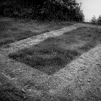 JUNE 12 - Land art or lawnmower broken down | LEICA ELMARIT 28MM F2.8 <br> Click image for more details, Click <b>X</b> on top right of image to close