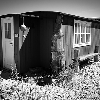From the fishermen's shed  settlement at Skagen Harbour | LEICA ELMARIT 28MM F2.8