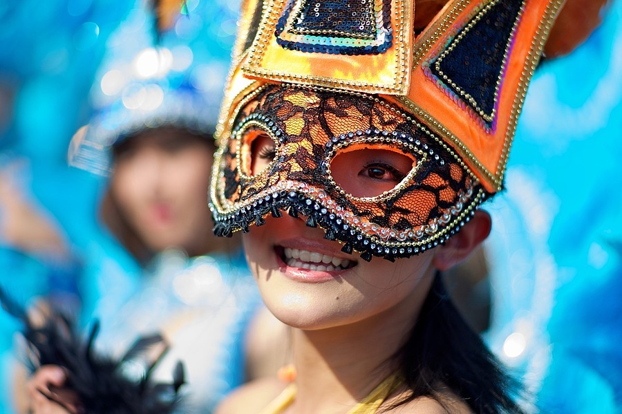 Mysterious Taiwan carnival girl | LEICA SUMMICRON 90MM F2 <br> Click image for more details, Click <b>X</b> on top right of image to close