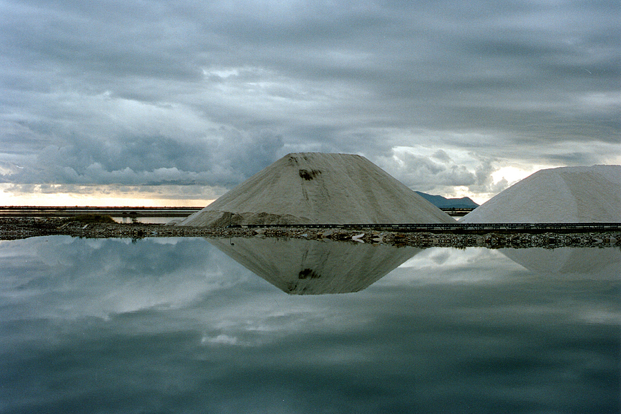Salt pit | LEICA SUMMICRON 50MM F2 <br> Click image for more details, Click <b>X</b> on top right of image to close