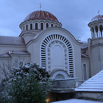 Snow in Athens! | X1 ELMARIT 24MM F/2.8 ASPH <br> Click image for more details, Click <b>X</b> on top right of image to close