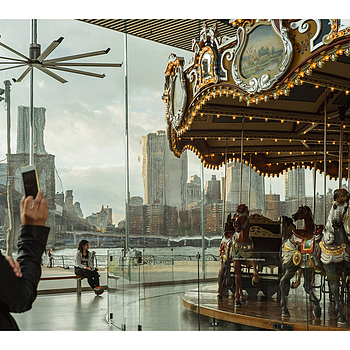 Jane's Carousel, Brooklyn | LENS MODEL NOT SET