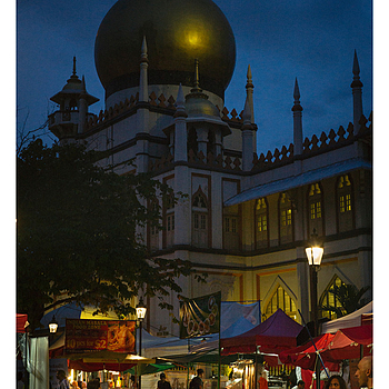 Arab Street, Singapore | LEICA SUMMICRON 50MM F2